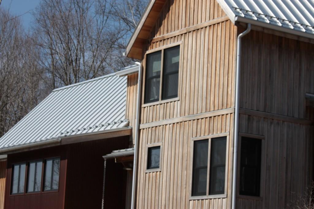Board Amp Batten Siding Loren Wood Builders
